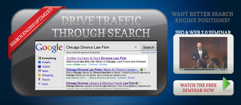Law Firm Search Engine Optimization & SEO Video